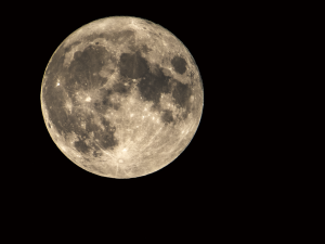 Full Moon 11-25-2015 Little Rock November 2015 2856 Half Size